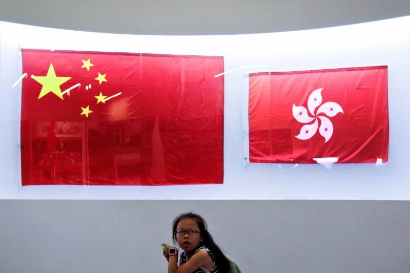香港回歸中國20周年,香港民眾如何看待這20年?(AP)