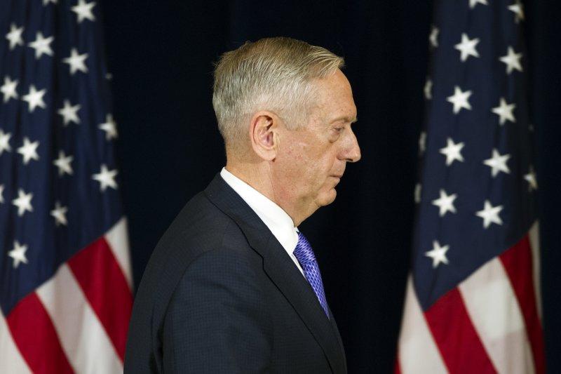 關於跨性別人士從軍議題,美國國防部長馬提斯決定延遲6個月公布決定(AP)