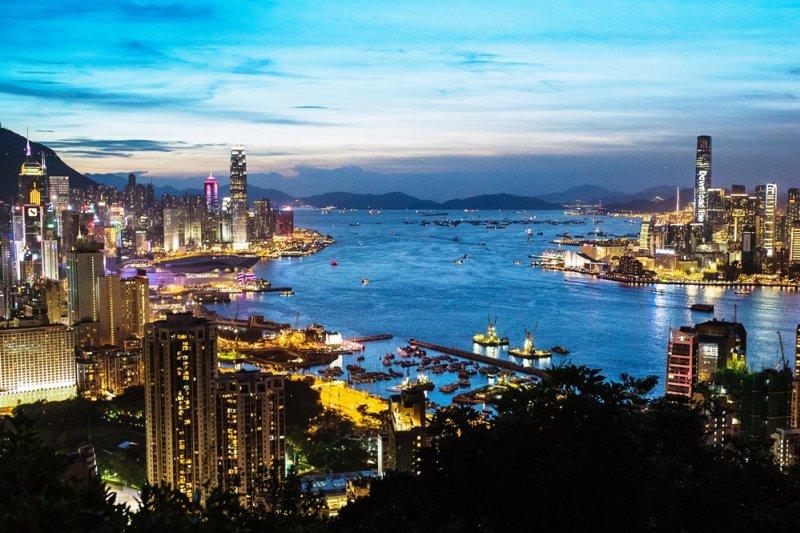 香港主權移交20年後的現在,香港人對台灣腔發自內心的喜愛,最大原因來自於港人對「內地」的不滿...(圖/Studio Incendo@flickr)
