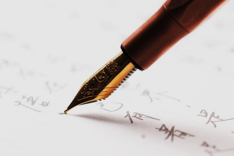 Ystudio物外設計起源於台灣,獨特的銅製鋼筆在國際間獲得非常高的迴響(圖 / Ystudio@facebook)