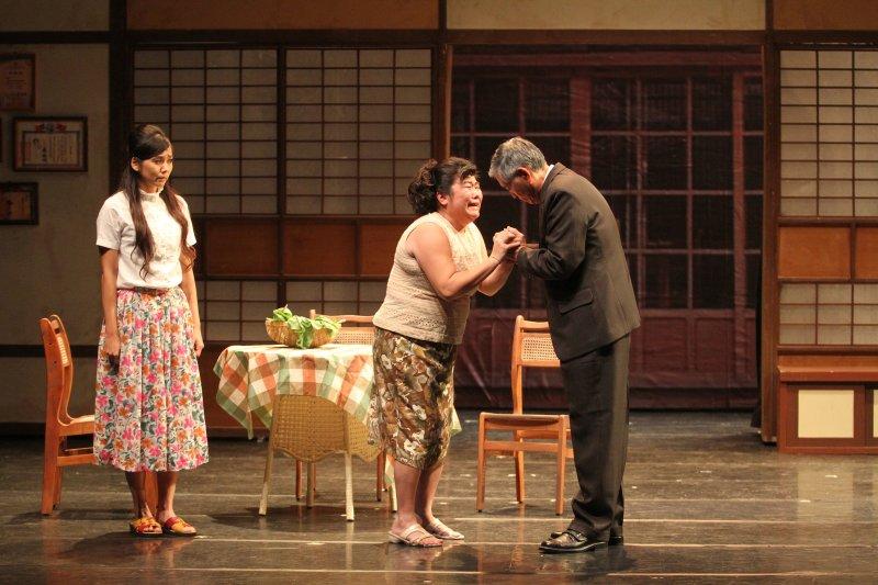 導演吳念真改編國寶作家鄭清文的《清明時節》第三度回歸舞台,將於9月1日到10日在台北國家戲劇院演出7場。(綠光劇團提供)