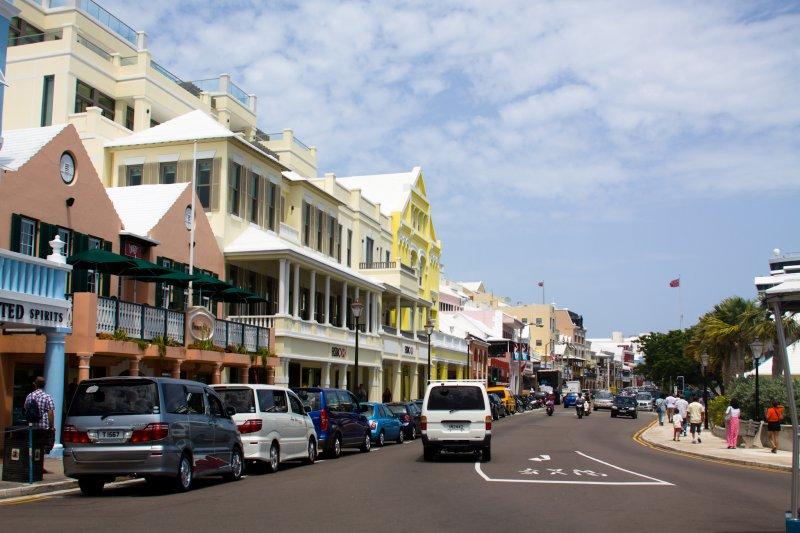 百慕達。(JoeyBagODonuts@wikipediaCCBYSA3.0)