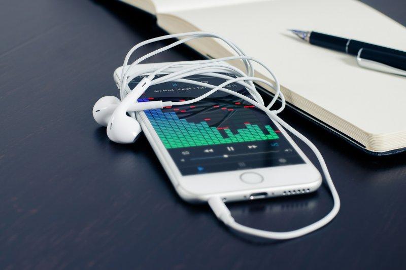 有沒有想過大家都在用的iPhone鈴聲是怎麼來的?(示意圖/FirmBee@pixabay)