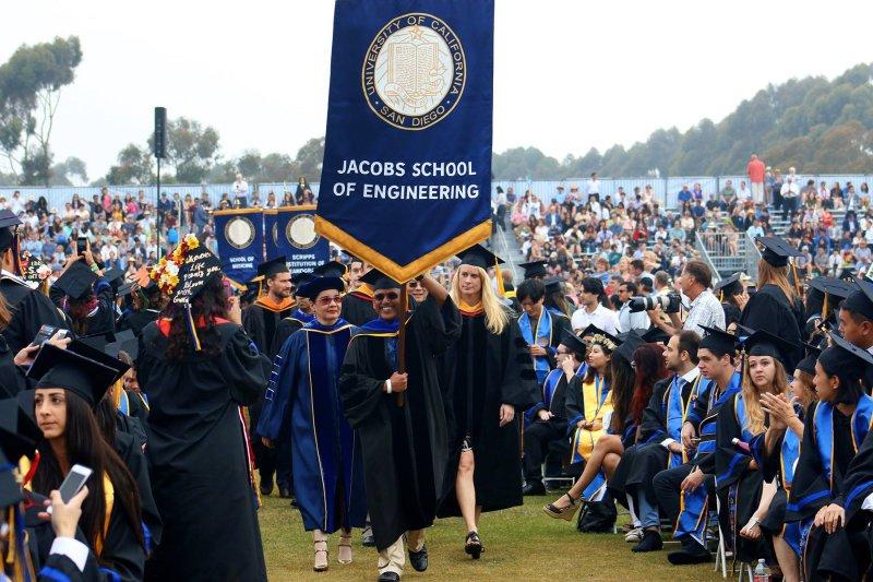 能申請上名校固然很令人羨慕,但是要念到畢業需要付出許多的金錢與代價。(圖/UC San Diego@facebook)