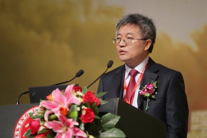 北京大學國家發展研究院經濟學家張維迎(資料照.取自網路)