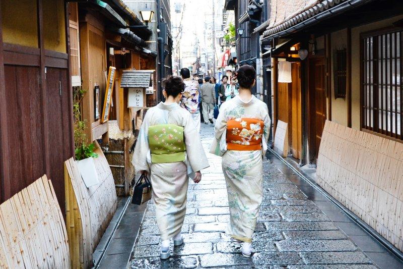 造訪京都,這些最具代表性的伴手禮千萬別忘了買回家。(圖/2benny@Flickr)