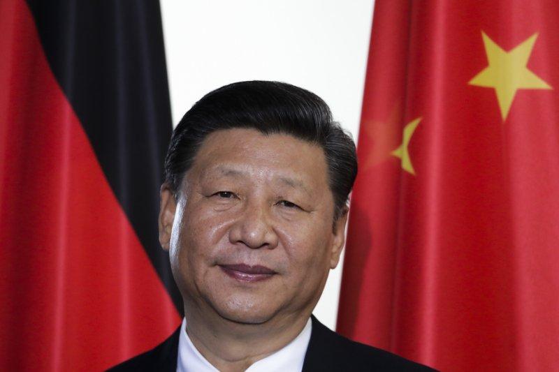 中國國家主席習近平訪問德國(AP)