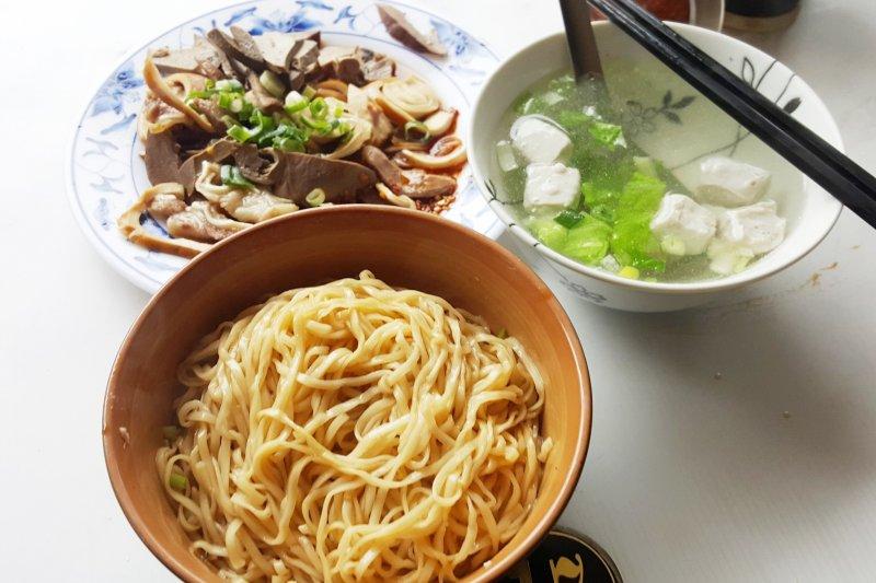 簡單卻包含無限用心,就是台南料理最大特色!(圖/黃慶文@Facebook)