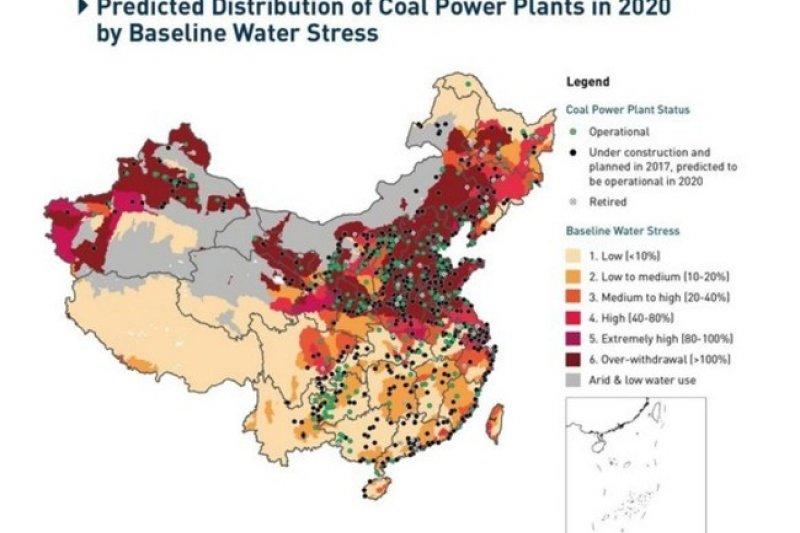 綠色和平組織在大陸碳排放專題中,將台灣列入大陸領土,引發台灣民眾抗議,現已撤下。(取自自綠色和平官方網站)