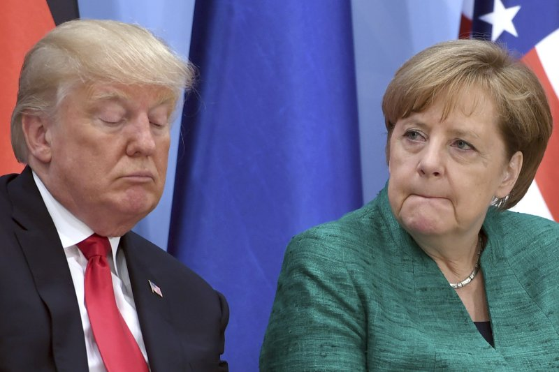 G20峰會落幕,美國總統川普在諸多議題上與其他19國不同調。(美聯社)