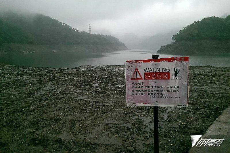 台灣看似四面環海,但水資源實際上非常缺乏(圖 / 方炳超攝)