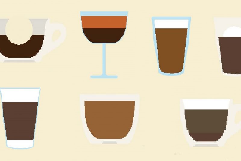 每次去咖啡廳都搞不清楚複雜的咖啡種類嗎?看完這篇文下次就不會點錯了!(圖/三采文化提供 © Yannis Varoutsikos)