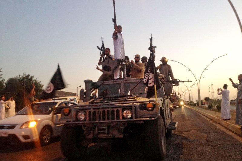 2014年6月23日,「伊斯蘭國」進軍伊拉克大城摩蘇爾(AP)