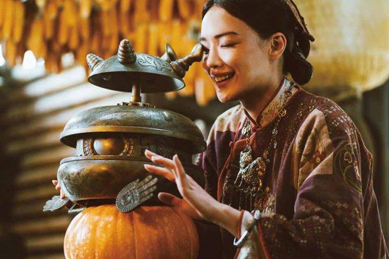 今年舒淇以陳玉勳導演的《健忘村》入選台北電影獎,而有望摘下影后。(圖/台北電影節提供)