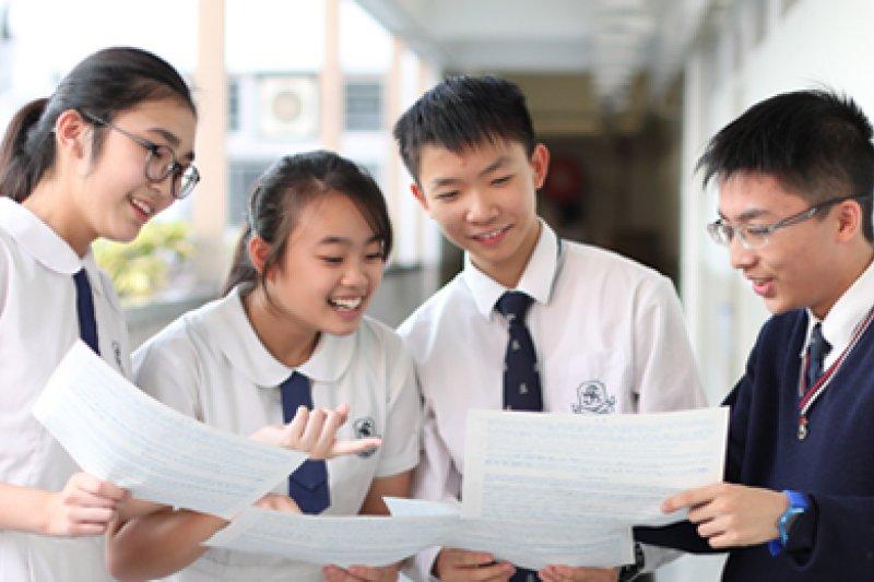 教育應回歸適性揚才的本質,並非一味地追求單純的分數較量,榜單綁架教育的舊時代是該終結了。(示意圖,取自香港考試及評核局網站)