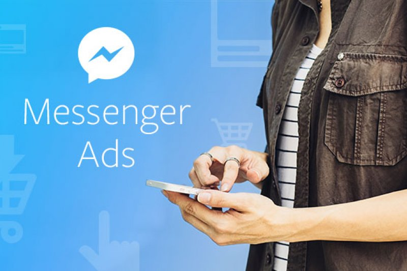 Messenger要加入投放廣告的行列了,你可以接受嗎?(圖/數位時代提供)