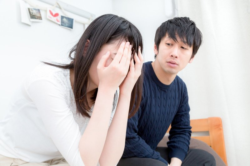 好爸媽就該在孩子面前隱藏悲傷情緒嗎?聽聽心理專家怎麼說...(示意圖非本人/pakutaso)