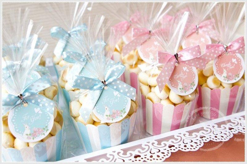 精緻又美觀的婚禮小物皆在幸福朵朵。(圖片提供:幸福朵朵)