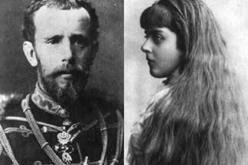 魯道夫與17歲的貴族之女馬莉,雙雙殉情。(圖/維基百科)