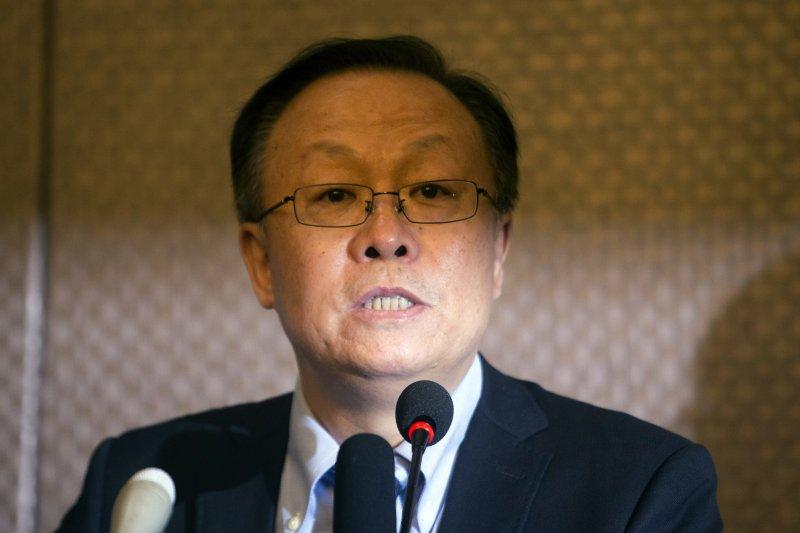 劉曉波主治醫師之一,瀋陽中國醫科大學附屬第一醫院腫瘤內科主任劉雲鵬(AP)
