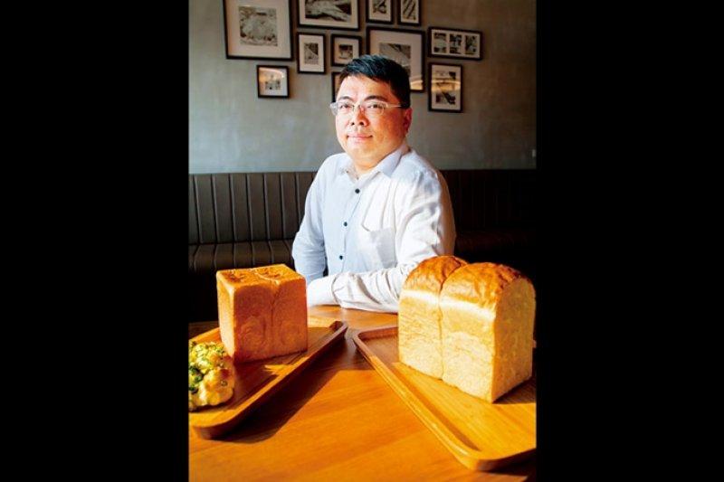宋宗龍是奇美食品的第三代接班人,他當年接手虧損的奇美食品,開發出鮮肉包、大燒包等冷凍包子並打進統一超商通路。(攝影者.郭涵羚)