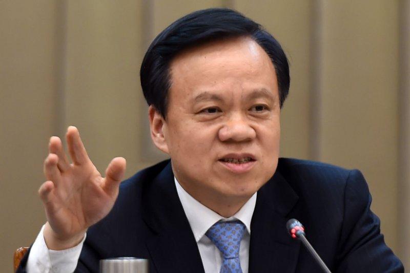 中共新任重慶市委書記陳敏爾 (取自網路)