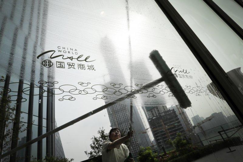 中國經濟在貿易戰後明顯受創,永續能力頓受質疑(AP)