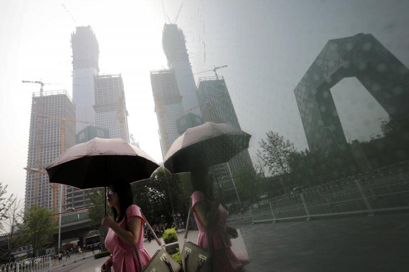 中國經濟大國崛起,但真的符合市場經濟嗎?(AP)