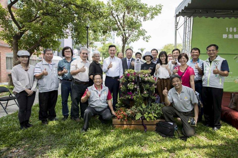 新竹「蜂計畫」(新竹市政府提供)