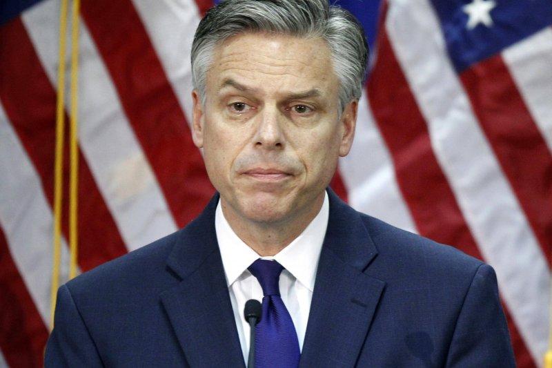 前美國駐中國大使洪博培被提名為新任駐俄羅斯大使(AP)