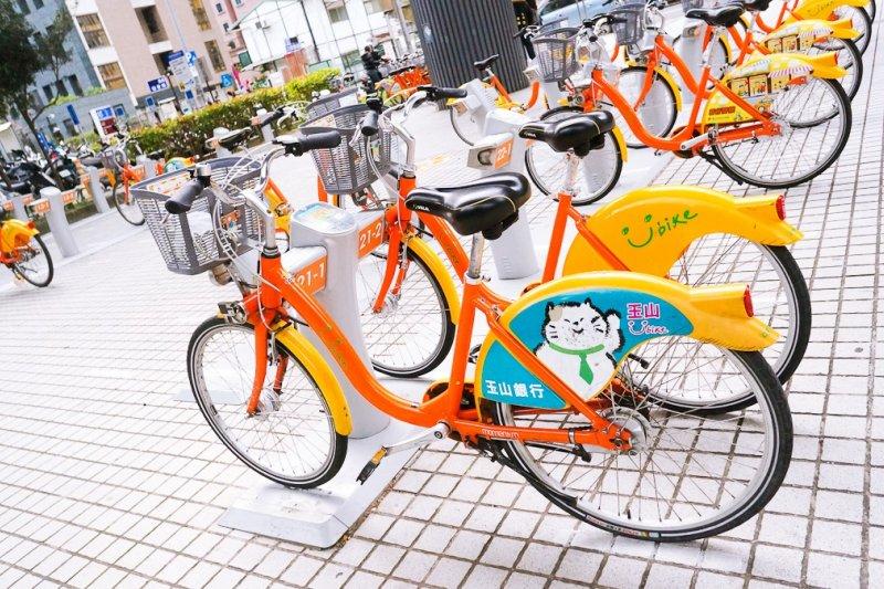 近來在臺灣媒體上熱議的共享單車,英國人是怎樣看待的?(圖/Antonio Tajuelo@flickr)