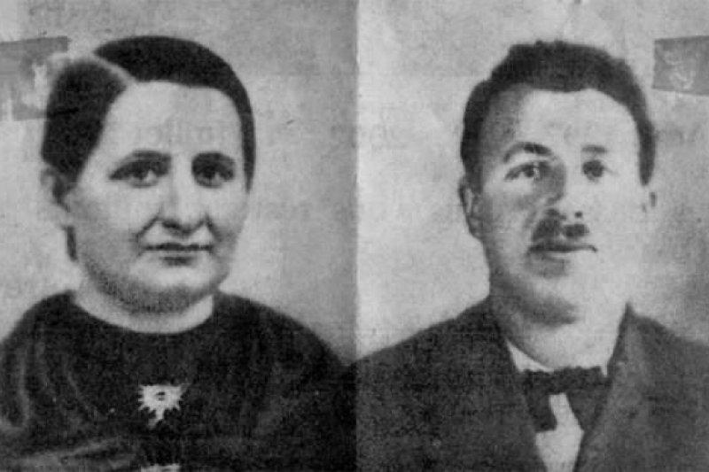 日前在阿爾卑斯山的冰川中發現,二戰時期失蹤75年的瑞士夫妻。(圖/El DoQmentalista@facebook)