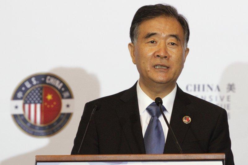 中共中央政治局常委、中國全國政協主席汪洋(AP)