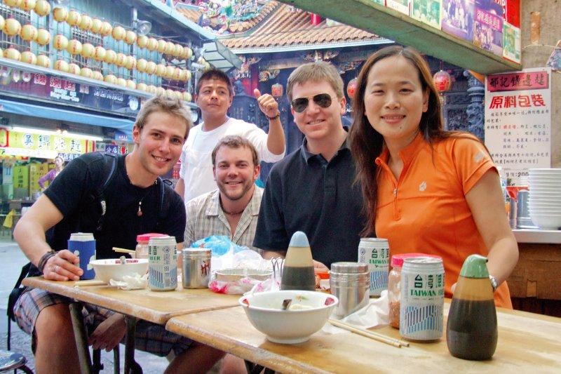 外國人眼中的台灣,是什麼模樣呢?(圖/大塊文化提供)