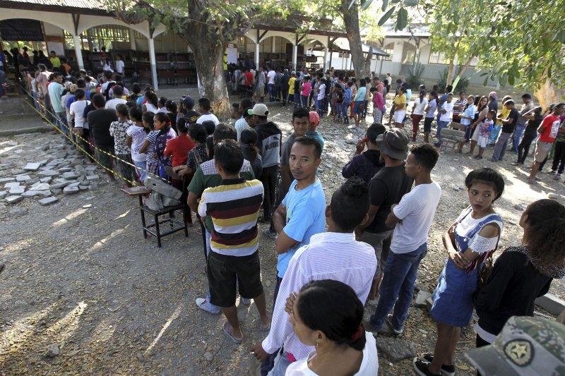 東帝汶國會大選:解決經濟問題成新政府的當務之急(AP)