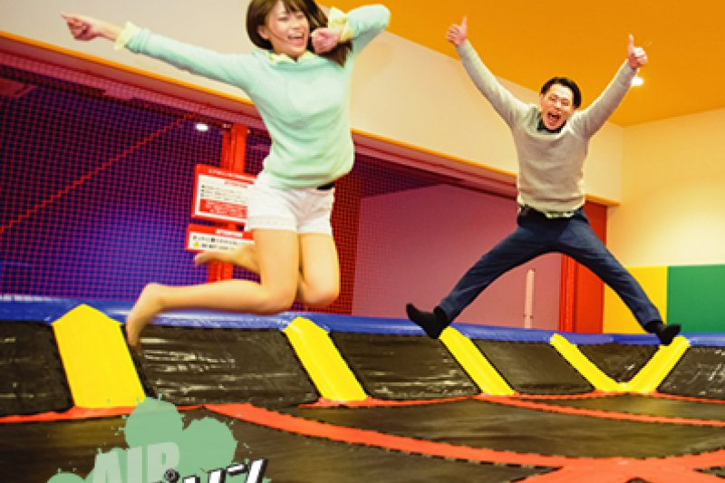 ROUND1 STADIUM 推出多種室內運動娛樂器材,以後去日本玩若是天氣不好也不愁沒地方去啦!(圖/ROUND1 STADIUM官網)