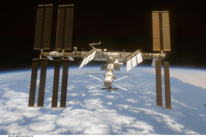 NASA人造衛星。(NASAOnTheCommons@flickr)