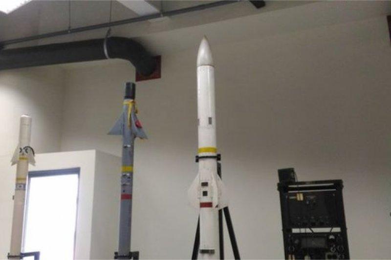 台灣的飛彈研發得到美國許多技術協助(BBC中文網)