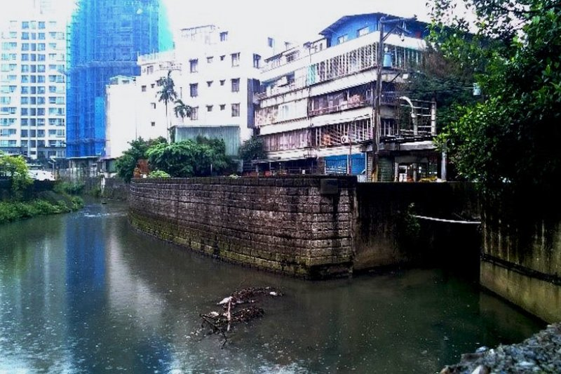 歷史與自然已不存在於雙和印象中,但瓦窯溝的存在卻不曾被抹滅......(圖/台北城市散步提供)