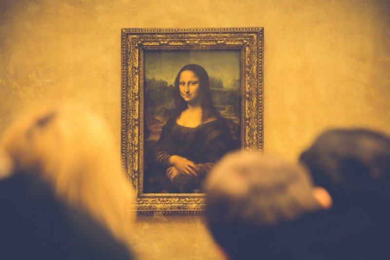 深入解析細緻表情與肌肉紋理,讓達文西成為近代最傳奇的藝術家之一。(圖/Pexels)