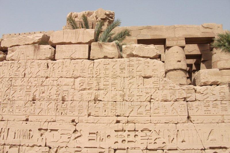 古埃及人以極為不便的數字進行的研究,真是嚇死人的大工程。(圖/AlexanderPaukner@pixabay)