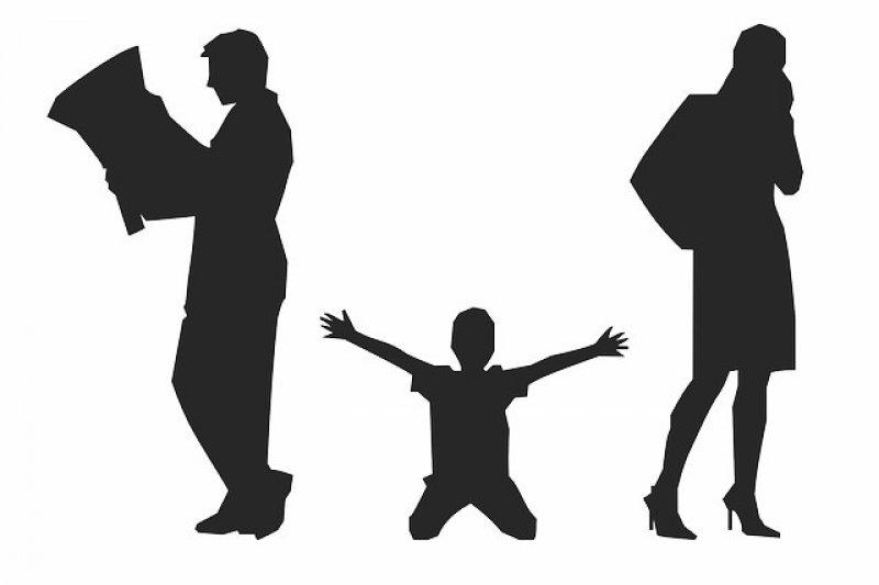國內離婚率攀升,而近年探視權的行使,已取代監護權的爭奪,成為離婚父母與子女相關的首要困境。圖為示意圖。(資料照,取自Tony_Guyton@flickr)