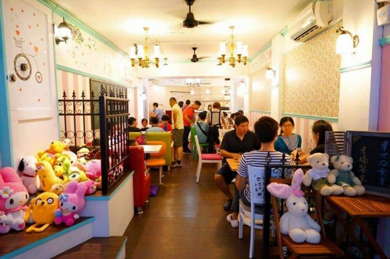 隱身台大附近的巷弄美食,值得你費心一訪。(圖/幸好沒錯過你—Master K. 公館店@facebook)