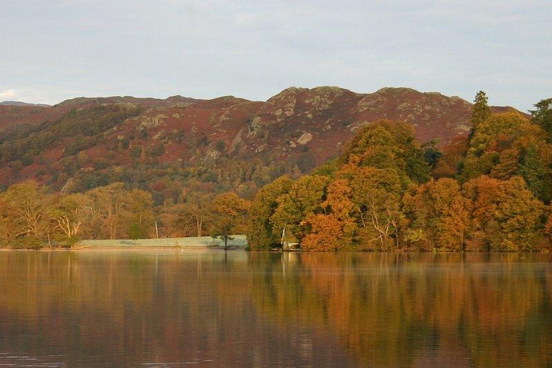 英國湖區風光明媚(取自Pixabay)