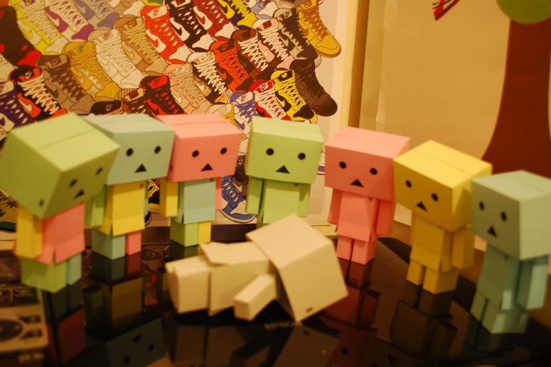 機器人不再只有人形。(圖/El Ronzo@flickr)