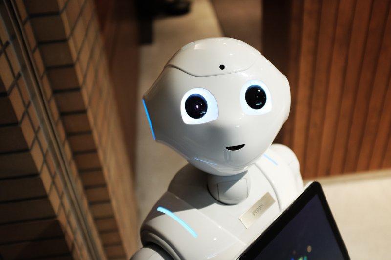 機器人不再只有人形。(圖/Alex Knight@Unsplash)