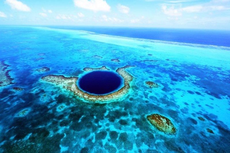 在深不見底的海洋裡,藏著多少驚悚秘密?(圖/遠見雜誌提供)