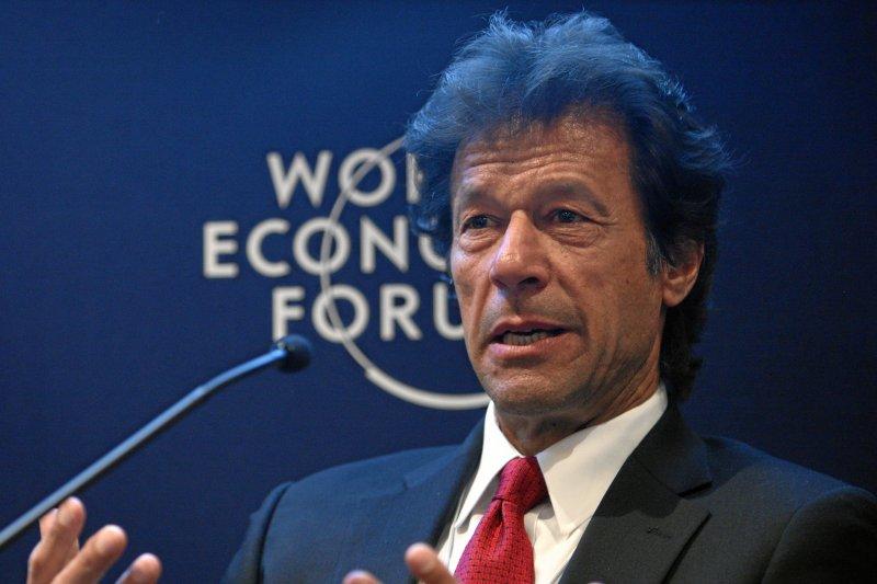 巴基斯坦反對黨「正義運動黨」(Pakistan Tehreek-e-Insaf)現任黨主席汗恩(Imran Khan)(World Economic Forum@Wikipedia / CC BY-SA 2.0)