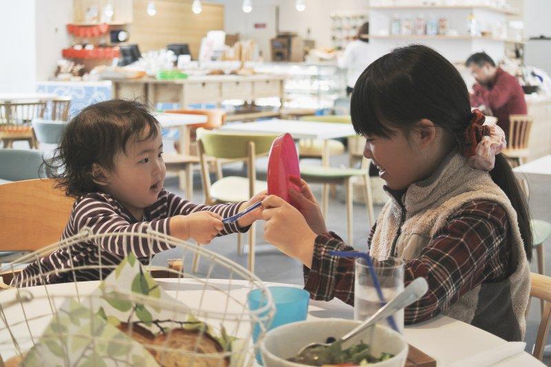 孩子為了玩玩具發生互搶、爭執的情形,該如何處理?(示意圖/MIKI Yoshihito@Flickr)