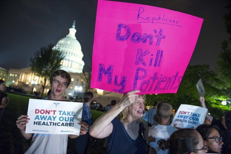 歐巴馬健保(Obamacare)存廢攸關無數美國人的福祉(AP)